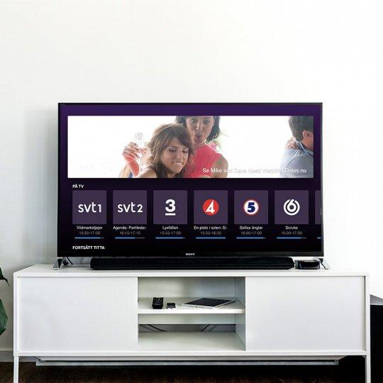 Bredband, TV och telefoni